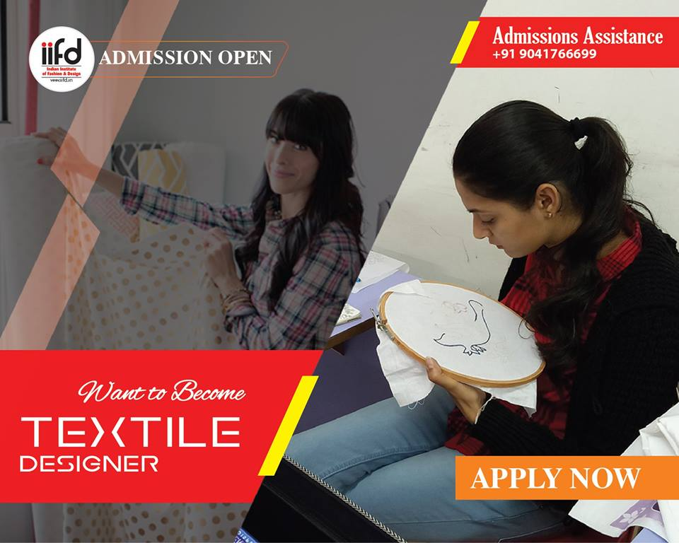 IIFD - Indian Institute Of Fashion & Design