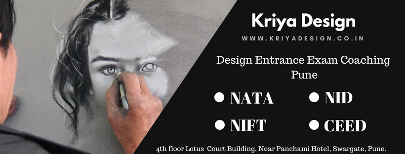 NATA Classes Pune - Kriya Design Academy