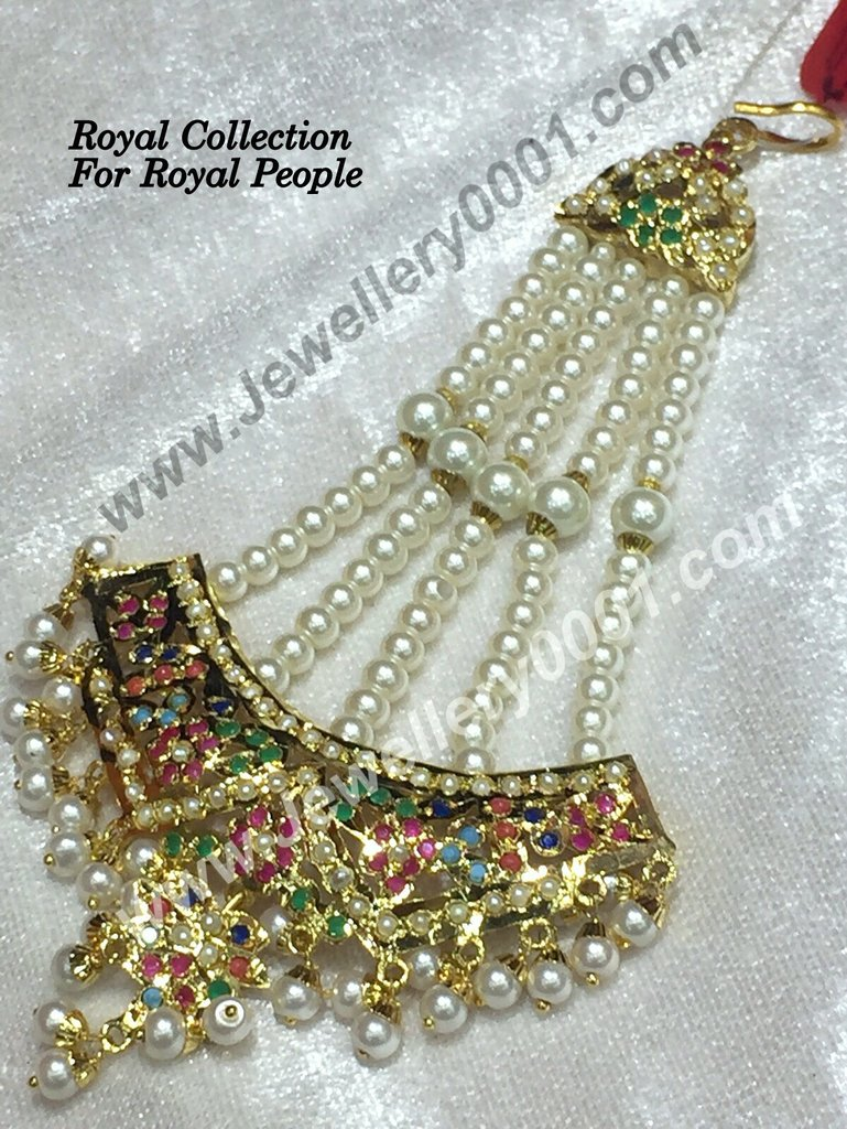 Pasa Jhumar Jewelry Online