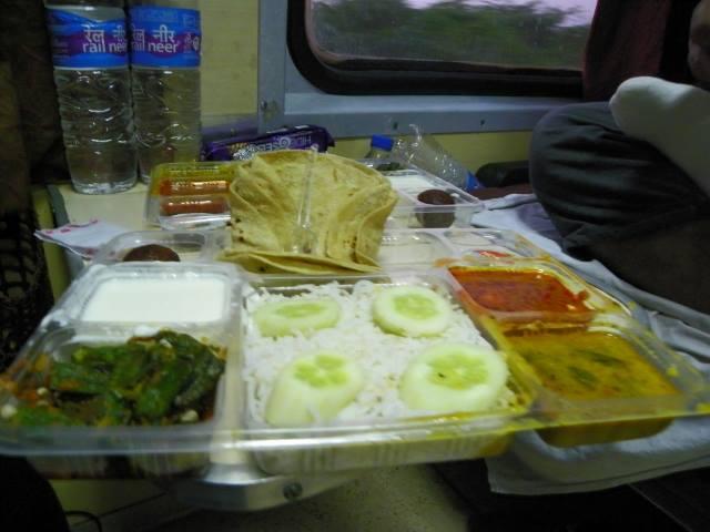 Train Food Service