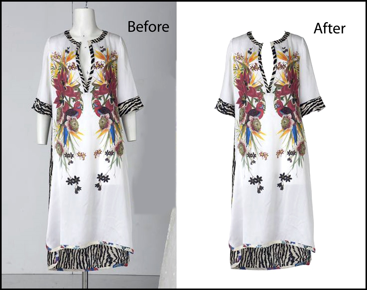 Photo Clipping Path service